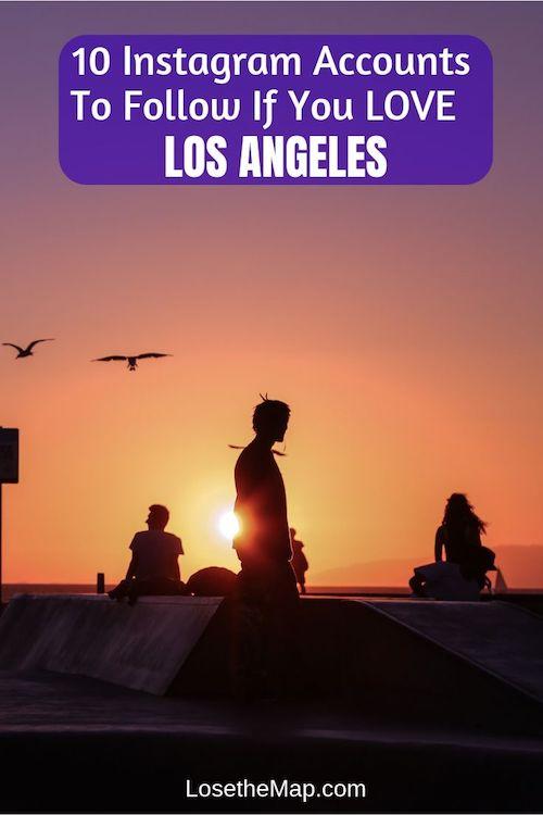 Los Angeles Instagram Accounts