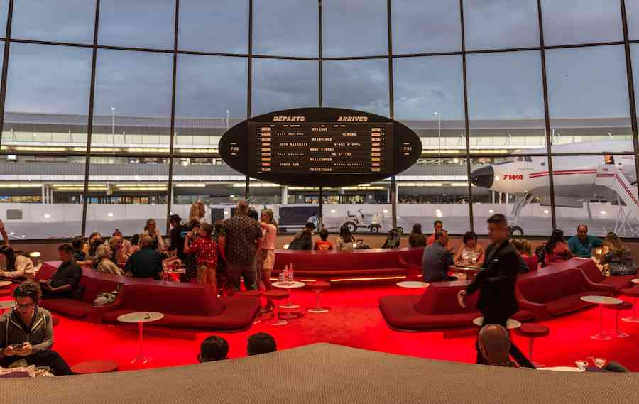 The Sunken Lounge TWA Hotel