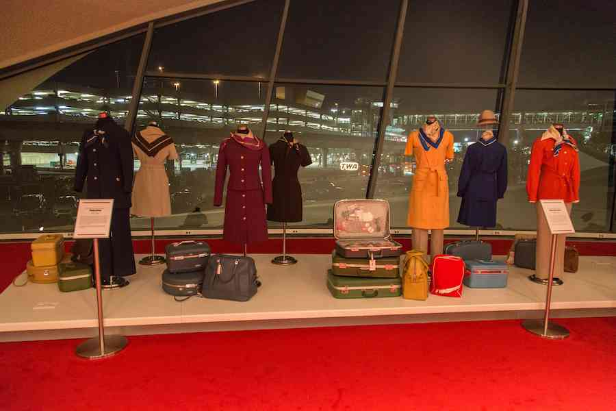 TWA Hotel Uniforms
