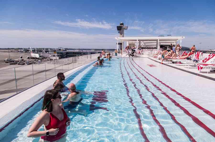 TWA Hotel Pool
