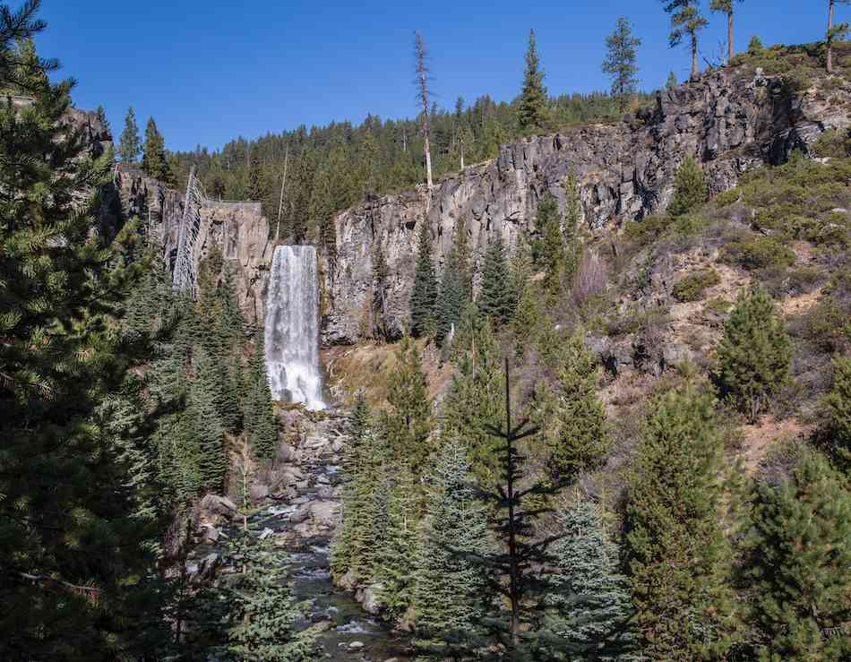 Tumalo, Falls