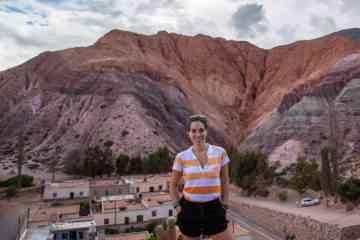 Cerro de los Siete Colores northern Argentina