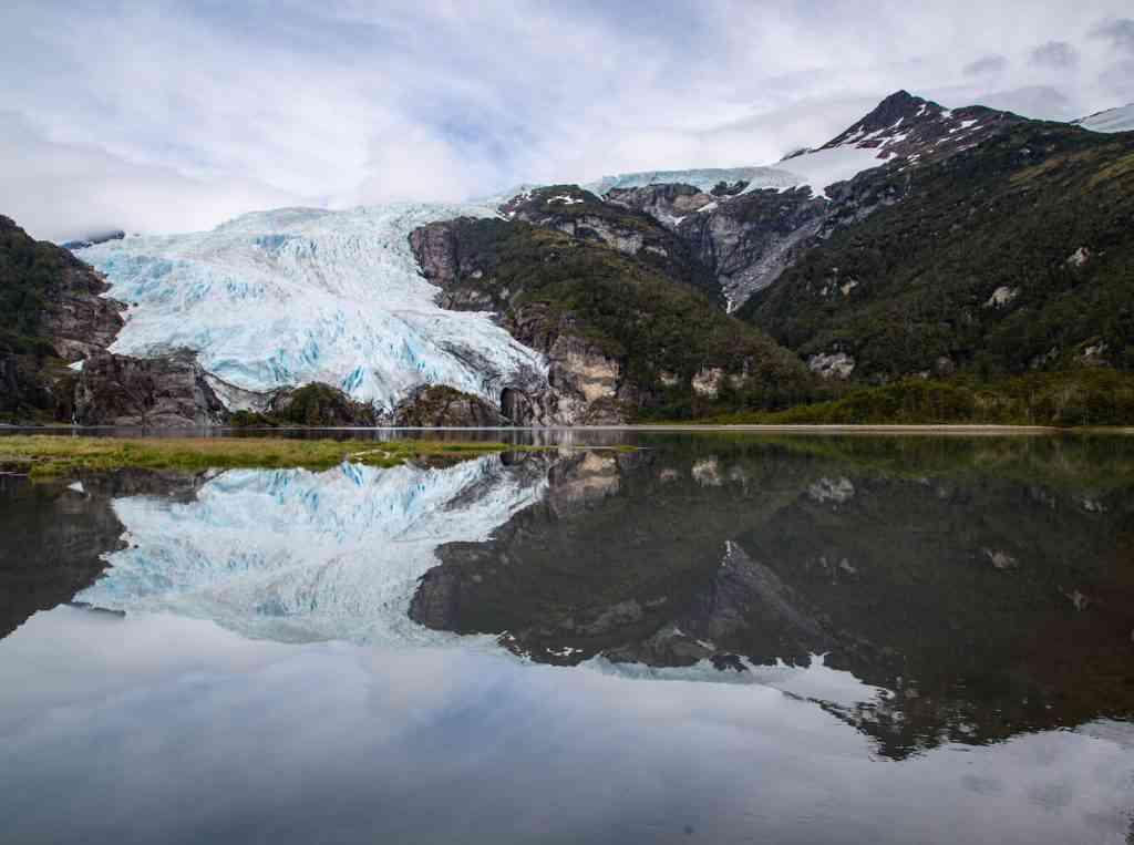 Aguila Glacier