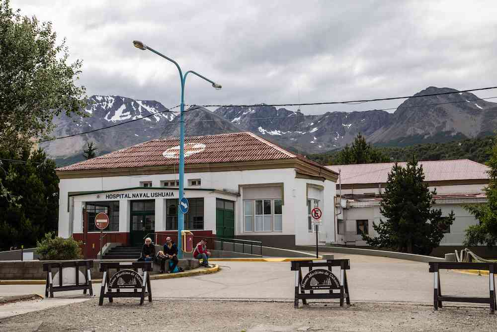 naval base Ushuaia