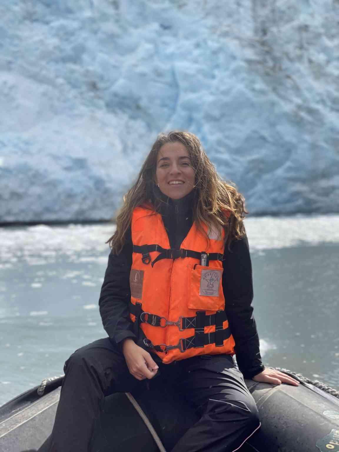 Glacier Patagonia