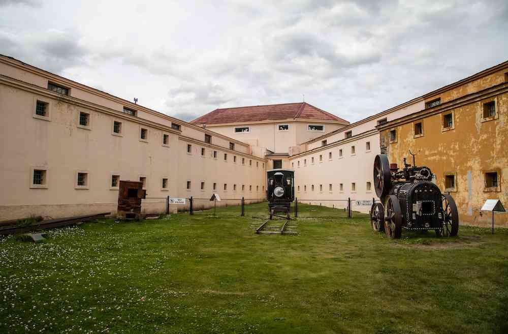 Old Ushuaia Prison