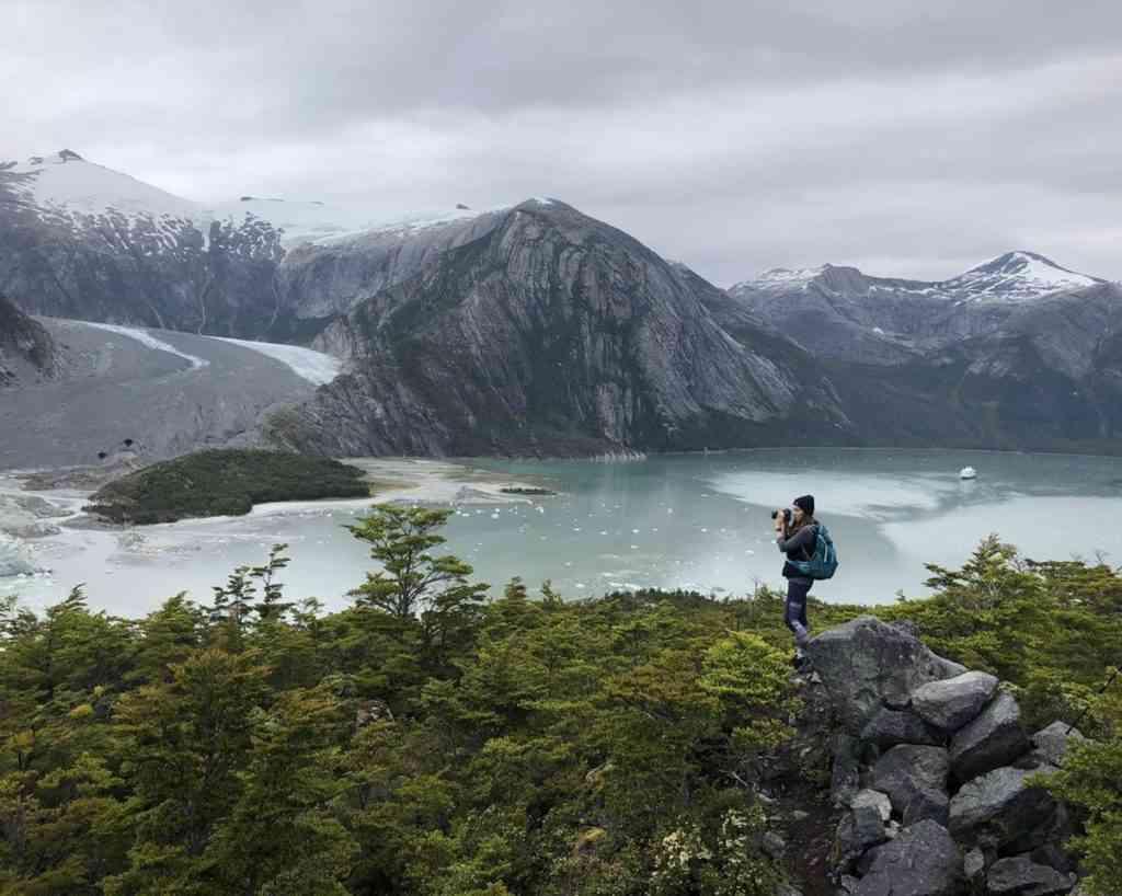 Photographer - Patagonia trekking