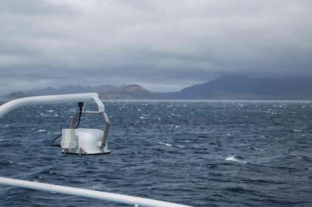 Rough Seas Patagonia