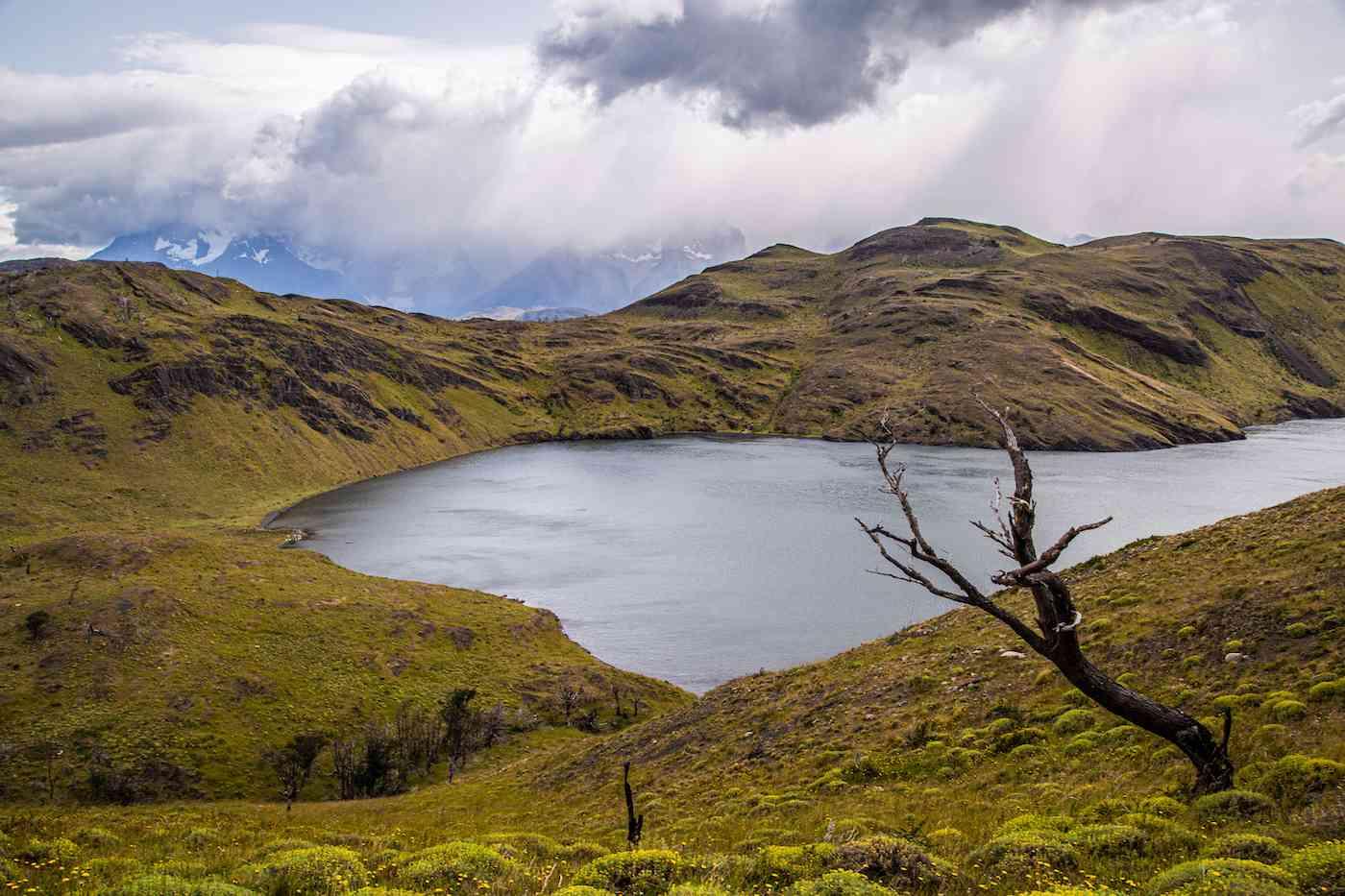 Hike Patagonia - Laguna Verde