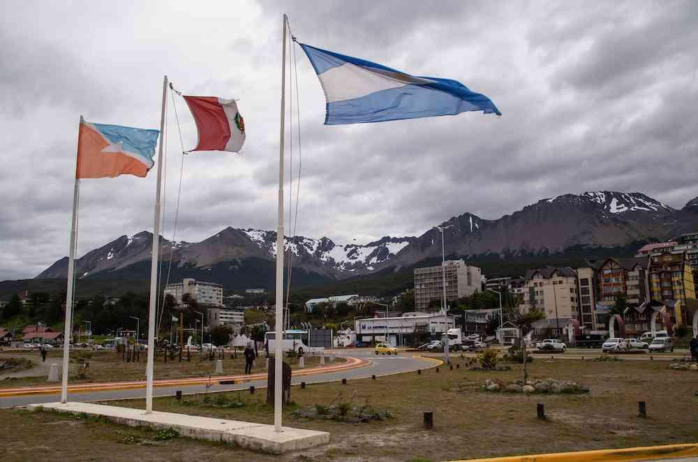 Ushuaia flags
