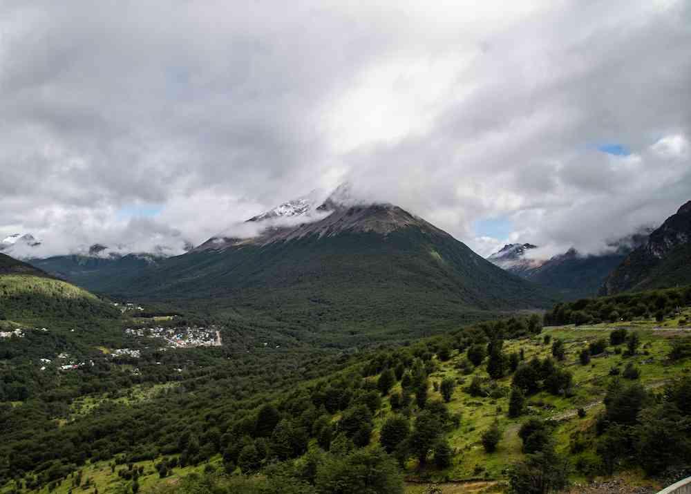 Nature around Ushuaia