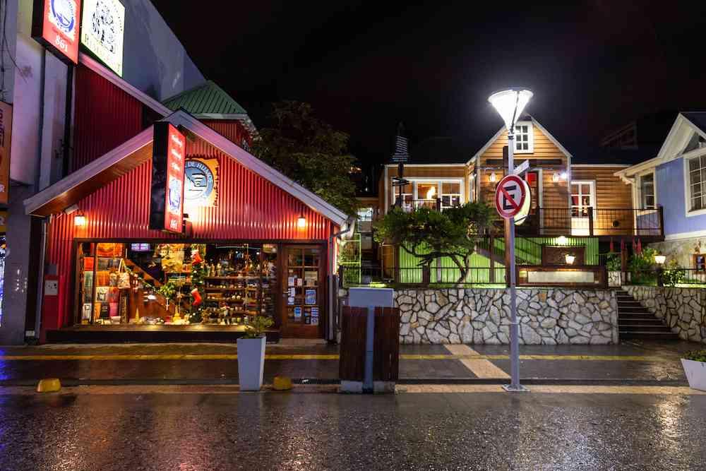 Ushuaia shops