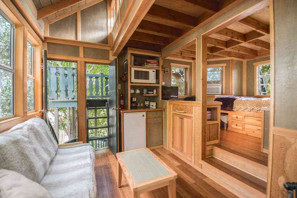 LA Treehouse - cool Airbnbs in California